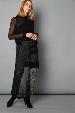 Aperture Sweater, Paved Dress, Conclusive Pant
